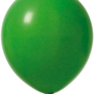 10 stk 30 cm - Grønne Ballonger