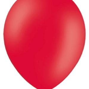 10 stk 30 cm - Røde Ballonger