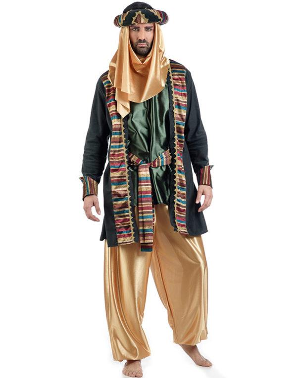 1001 Natt Araber Luksuskostyme