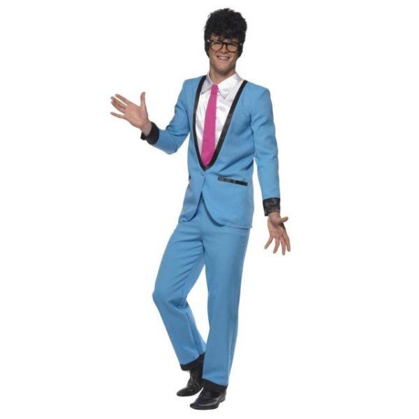 50 talls Teddy Boy Kostyme - XL