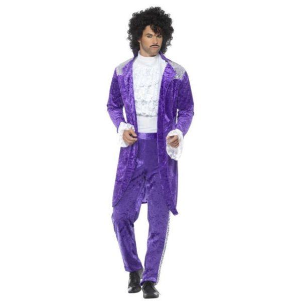 80 talls Prince Kostyme - L