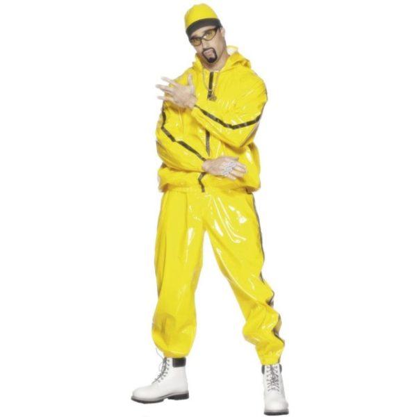 Ali G Hip Hop Kostyme - L