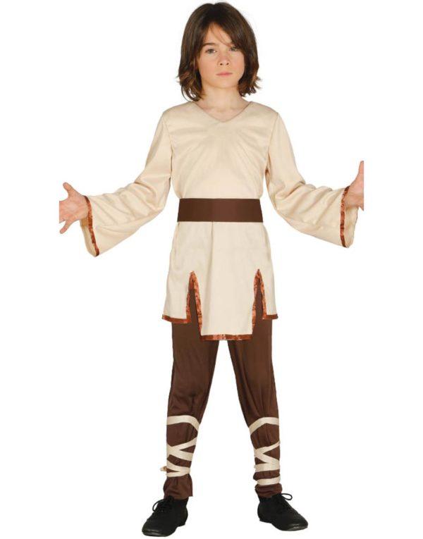 Åndelig Mester Barnekostyme 3 Deler