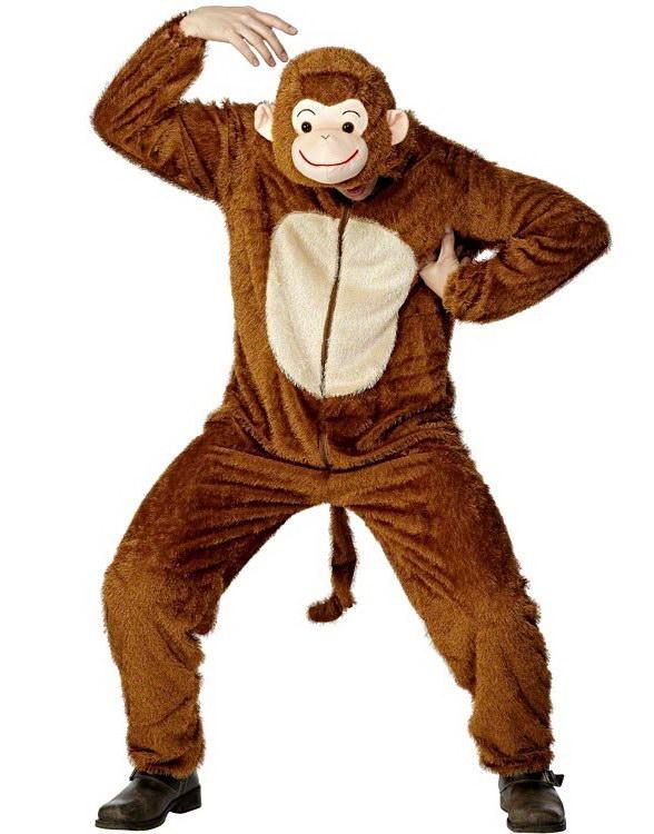Ape - Komplett Kostyme
