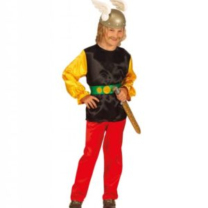 Asterix Barnekostyme 140 cm
