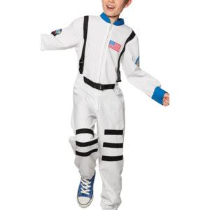Astronautkostyme til Barn med Belter