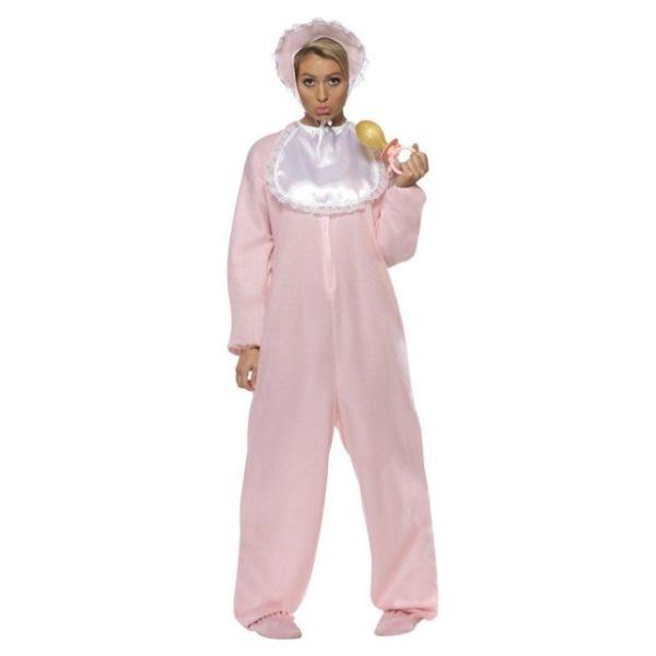Baby Girl Kostyme Onesize