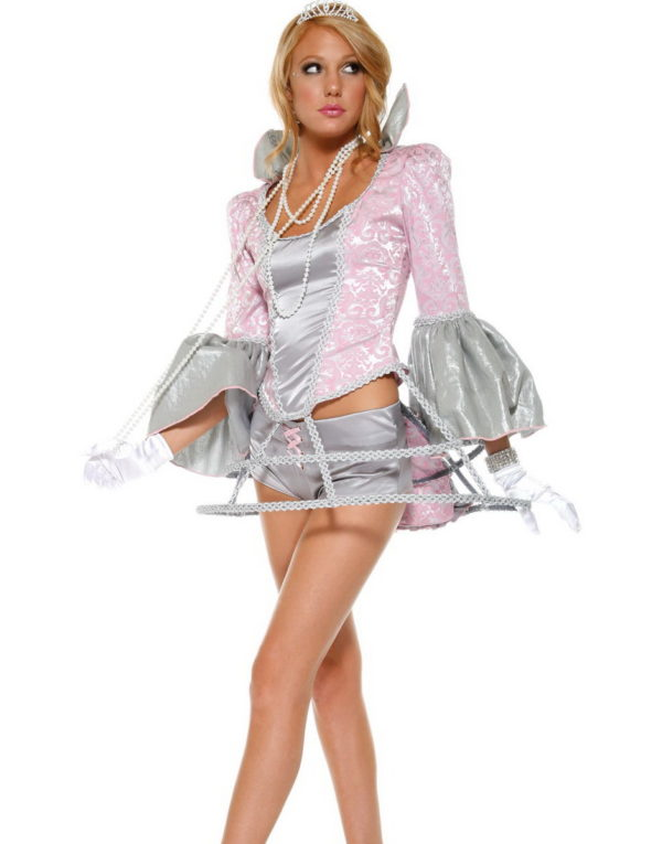 Ballets Prinsesse - Komplett Luksuskostyme