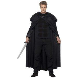 Barbar Kostyme Mørk