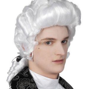 Barokk Herre Parykk