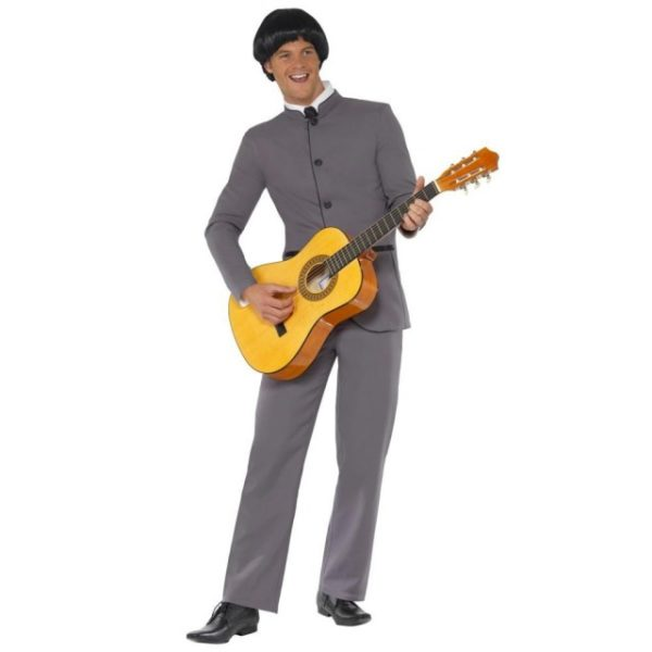 Beatles 60-talls Kostyme - L
