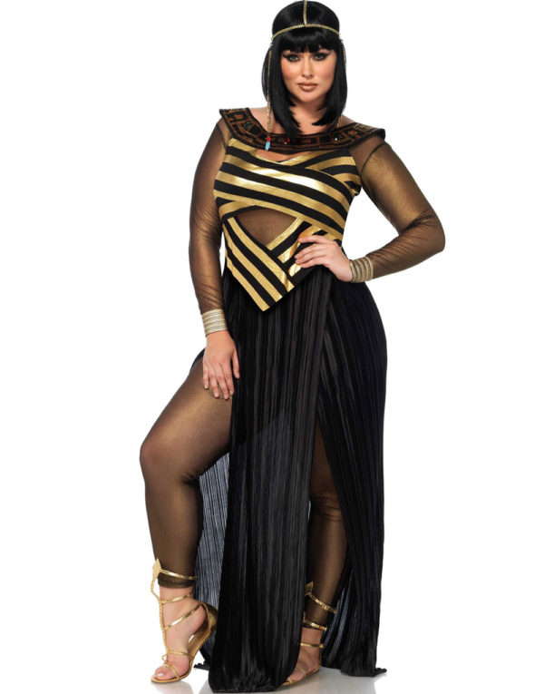 Beautiful Queen Cleopatra - Kostyme