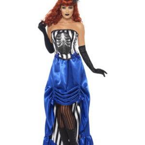 Burlesque Pin Up Girl - Kostyme