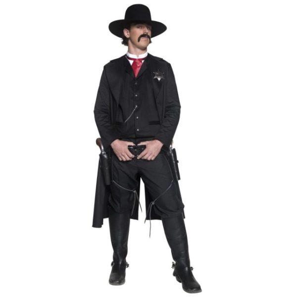 Deluxe Western Sheriff Kostyme
