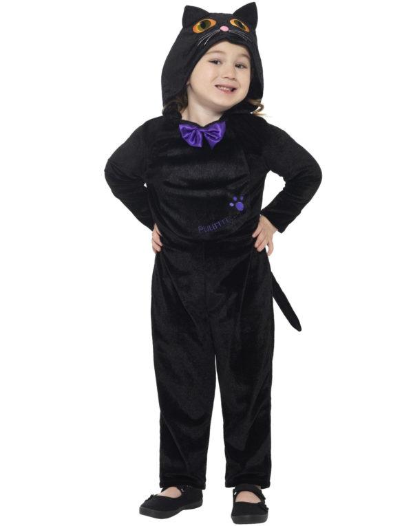Den Søte Kattepusen - Kostyme til Barn