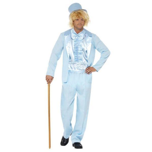 Dum Og Dummere Harry Kostyme - M