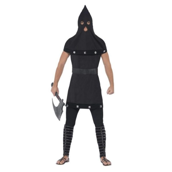Dungeon Master Bøddel Kostyme