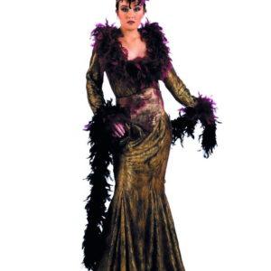 Eksotisk Mata Hari - Luksuskostyme