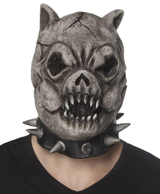 Evil Bulldog Maske