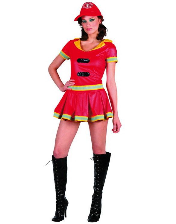 Firewoman Kostyme