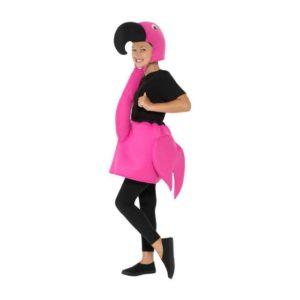 Flamingo Barnekostyme
