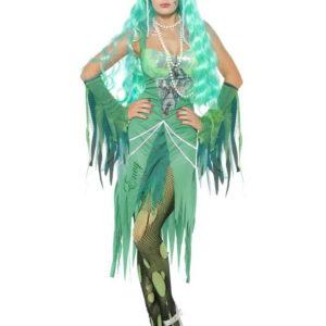 Frøken Sjalusi Kostyme