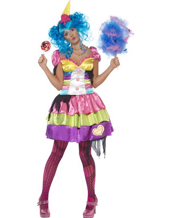 Gluttony Candygirl - Kostyme til Dame