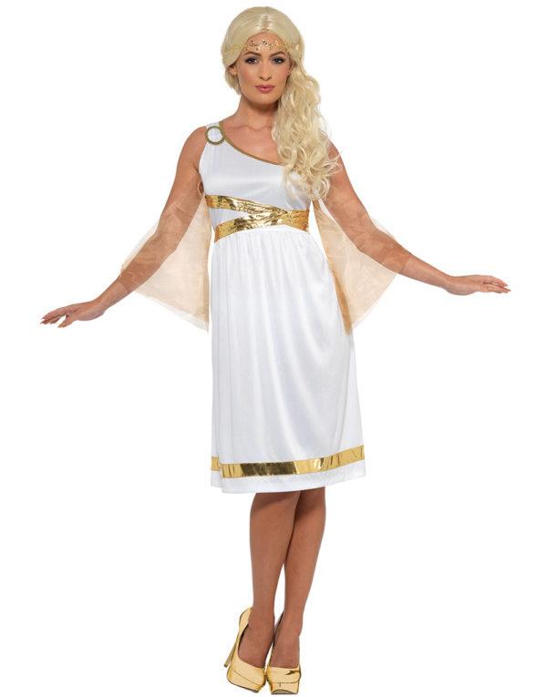 Gresk Vakker Gudinne - Kostyme