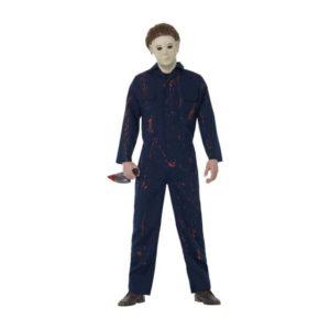 Halloween H20 Michael Myers Kostyme L