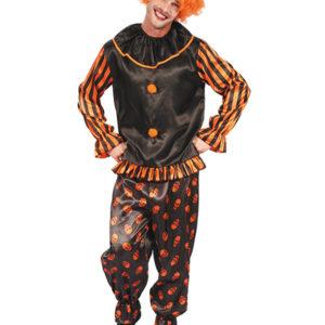Halloween Klovn Kostyme