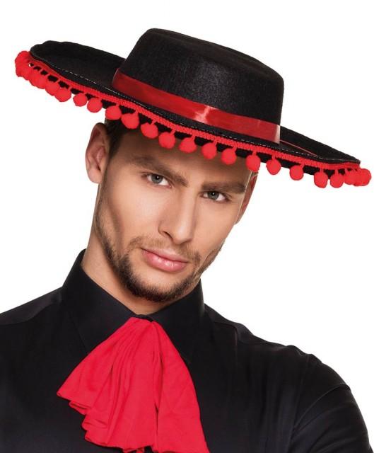 Hatt Espagnol Flamenco