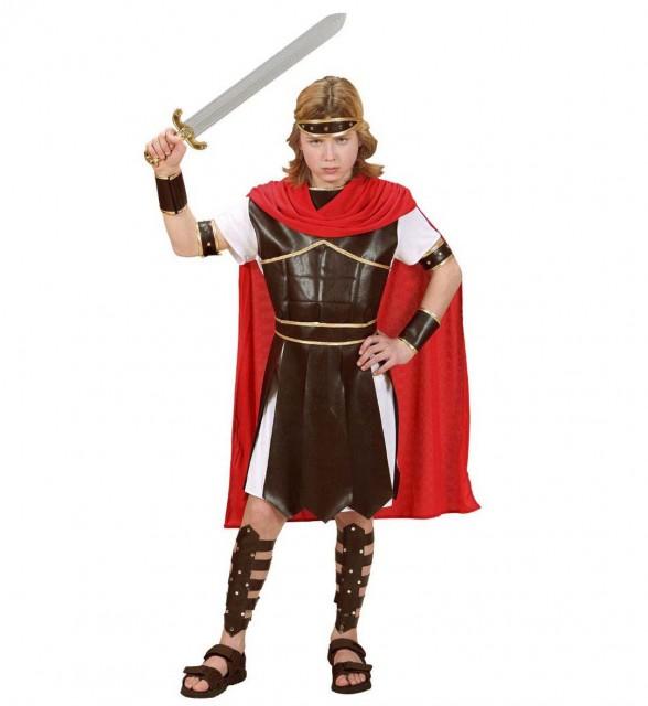 Herkules Barnekostyme 140 cm