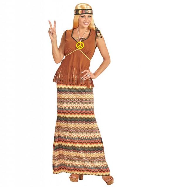Hippie Kostyme Lucy XS