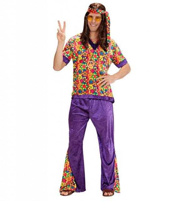 Hippie Kostyme Mann L