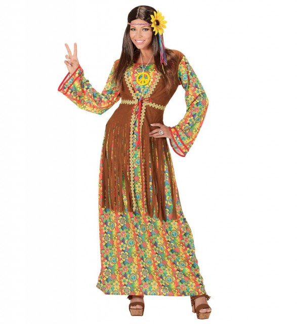 Hippie Kostyme Willow M
