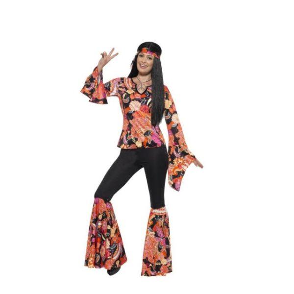 Hippie Willow Kostyme - XXL