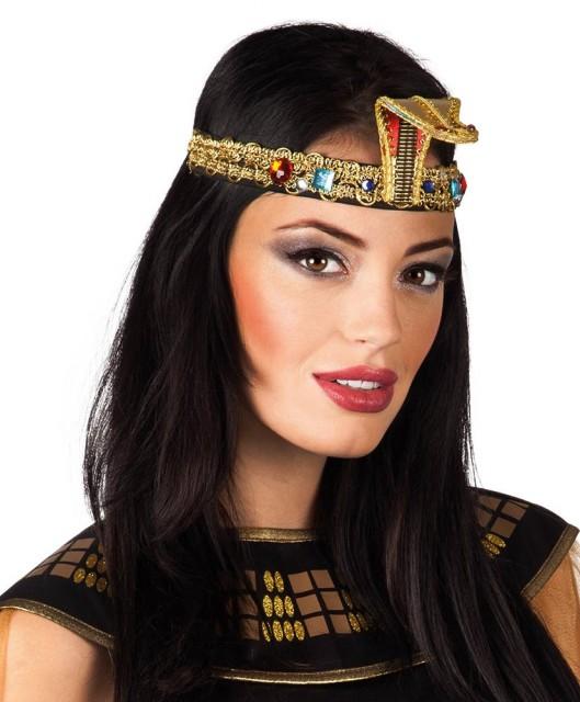 Hodebånd Egyptisk Dronning