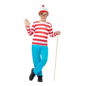 Hvor er Willy Barnekostyme - L