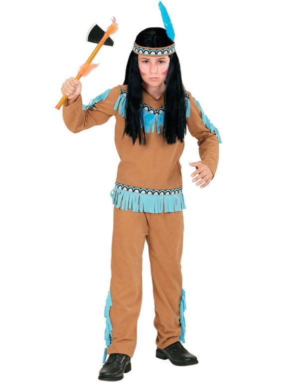 Indianer Barnekostyme
