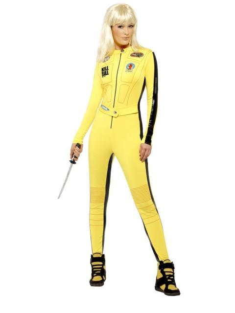 Kill Bill Black Mamba Kostyme - M