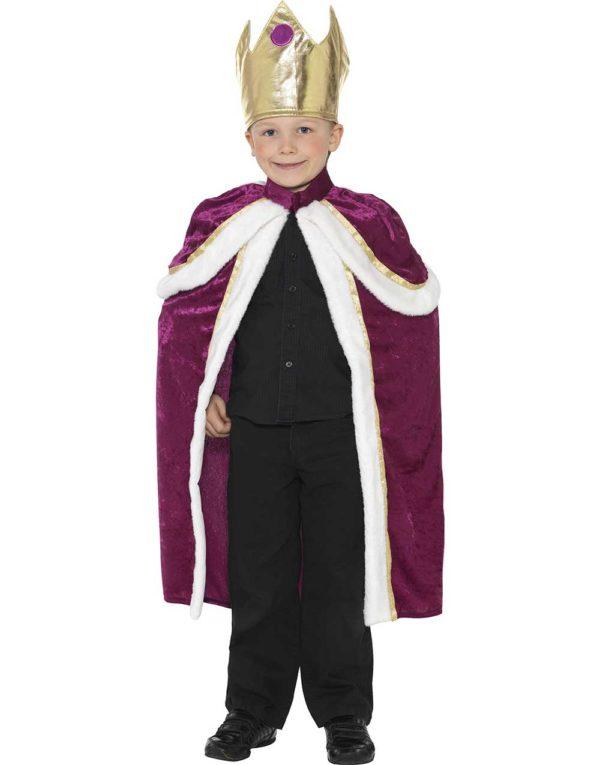 Kongen av Julestjernen Barnekostyme