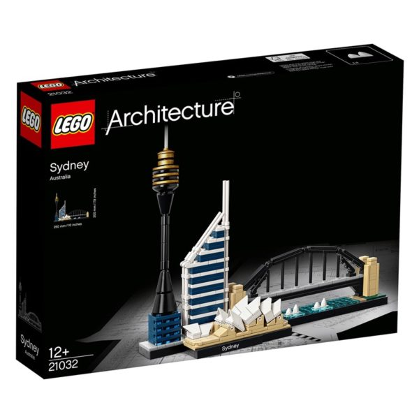 LEGO Architecture21032 LEGO® Architecture Sydney