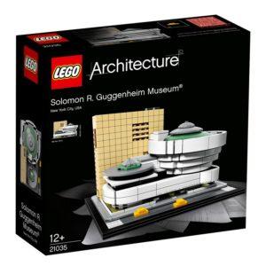 LEGO Architecture21035 LEGO® Architecture Solomon R. Guggenheim Museum®
