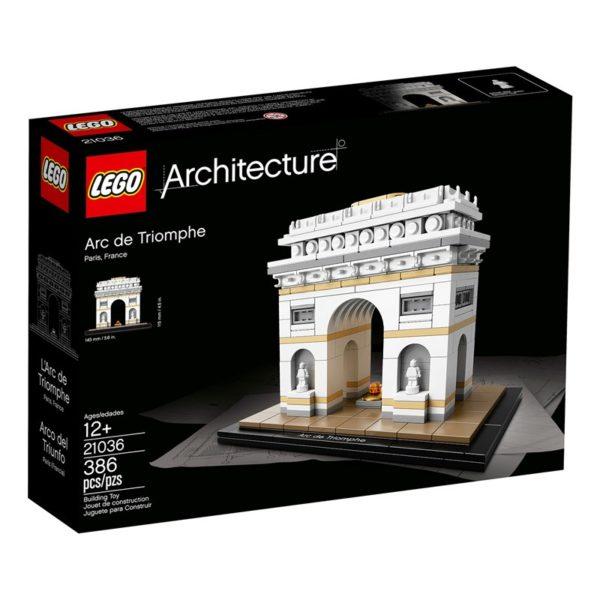 LEGO Architecture21036 LEGO® Architecture Arc de Triomphe