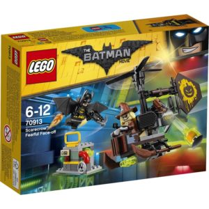 LEGO Batman70913, Scarecrow skræmmende opgør