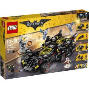 LEGO Batman70917, Den ultimate Batmobilen