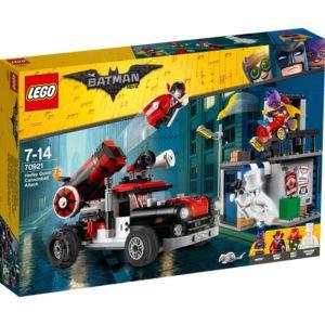 LEGO BatmanLEGO Batman Movie, 70921, Harley Quinn? Cannonball Attack