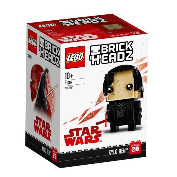 LEGO BrickHeadz41603 LEGO® BrickHeadz Star Wars Kylo Ren?