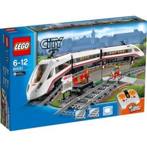 LEGO City60051, Høyhastighetstog