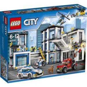 LEGO City60141, Politistasjon